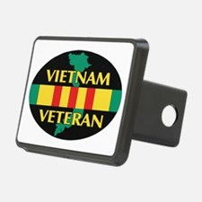 VV oval Hitch Cover