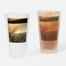 square_template_st_thom1 Drinking Glass