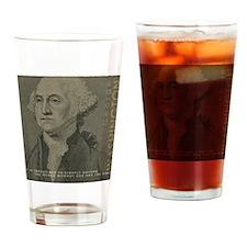 Bag_HeadQuote_Washington Drinking Glass
