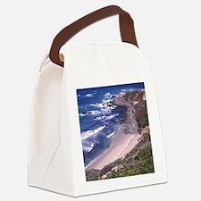 California Central Coast Canvas Lunch Bag