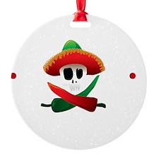hotSauceBlk Ornament