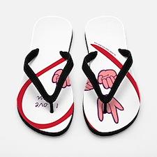LoveMomLg Flip Flops