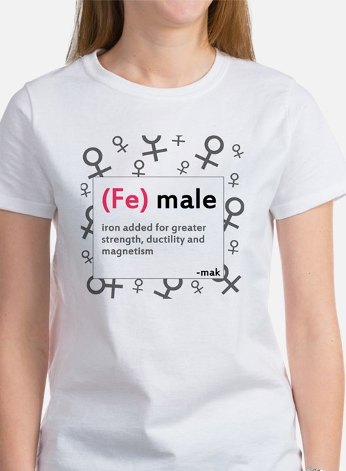 ladiesfront Women's T-Shirt