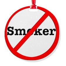 2-ex-smoker Ornament