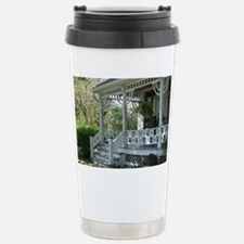 Warm Springtime Welcome Stainless Steel Travel Mug