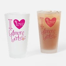Iheartgg Drinking Glass