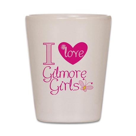 Iheartgg Shot Glass