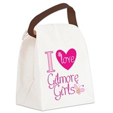 Iheartgg Canvas Lunch Bag