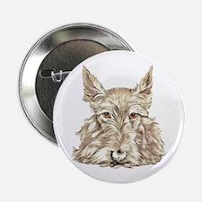 Wheaten Scottish Terrier Button