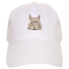 Wheaten Scottish Terrier Baseball Cap