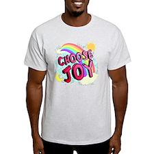 Choose Joy Large T-Shirt