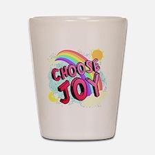 Choose Joy Large Shot Glass