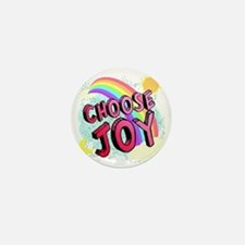 Choose Joy Large Mini Button