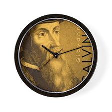 Bag_Head_Calvino Wall Clock