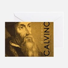 Bag_Head_Calvino Greeting Card