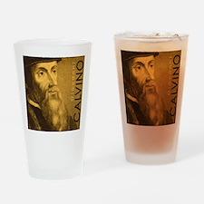 Bag_Head_Calvino Drinking Glass