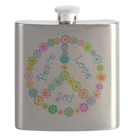 2-peace Flask