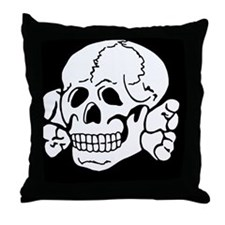 999 Throw Pillow