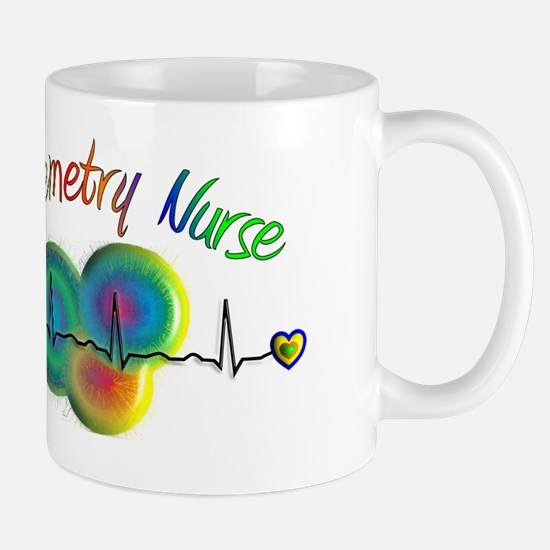 Telemetry Nurse Mug
