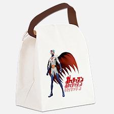 Mark/Ken Washio Canvas Lunch Bag