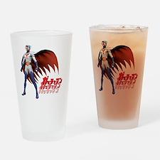 Mark/Ken Washio Drinking Glass