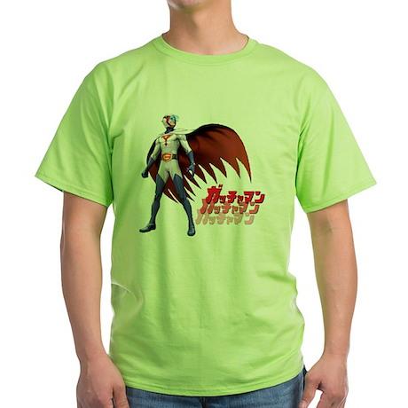 Mark/Ken Washio Green T-Shirt