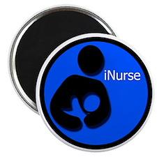 i_Nurse_Blue Magnet