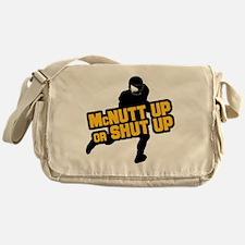 mcnuttup Messenger Bag