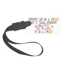 special mommy Luggage Tag