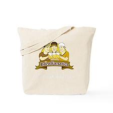 BrewFanatics Tote Bag