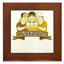 BrewFanatics Framed Tile
