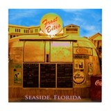 Seaside florida Tile Coasters