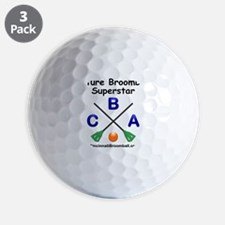 3-Bib Golf Ball