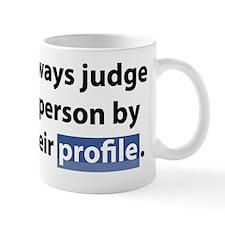 AlwaysJudgeLight Mug