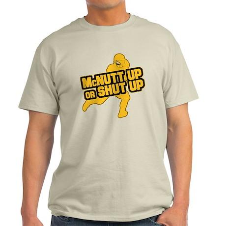 MCNUTTUP2 Light T-Shirt
