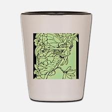 2-green faerie queen Shot Glass
