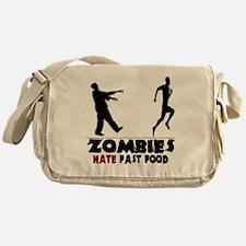 zombie Messenger Bag