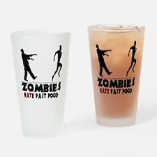 zombie Drinking Glass