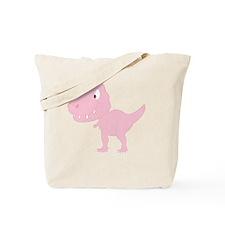 2-trexpink Tote Bag