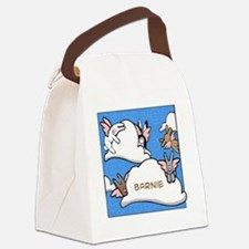 BUNNIESclouds Canvas Lunch Bag