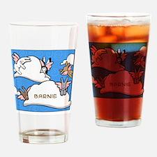 BUNNIESclouds Drinking Glass