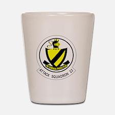 va23 Shot Glass
