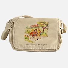 WrongTree Messenger Bag