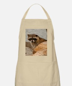 Raccoon by the Sea Apron