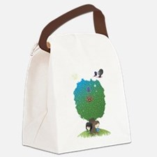 poster2 Canvas Lunch Bag