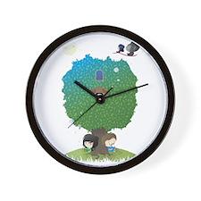 poster2 Wall Clock