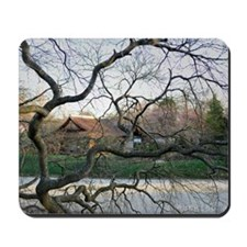 Through the Trees Mousepad