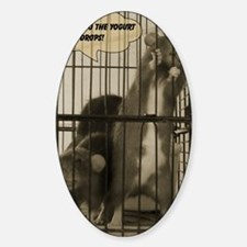 Jailbreak Sticker (Oval)