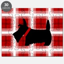 Scottie Red White copy Puzzle
