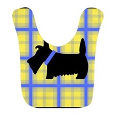Scottie Blue Yellow Bib